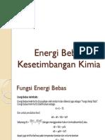 Kimfis Energi Bebas