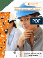 Anexo Guia Para La Elaboracion Del SG-SST-Gestion Del Cambio