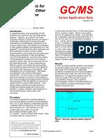 Analisis Morfin Dan Opiat GC-MS