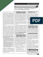 Las Declaraciones Sustitutorias o Rectificatorias