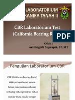 CBR Laboratory Test