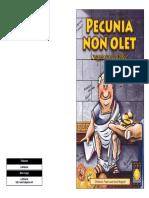 Pecunia Non Olet Boardgame Rules