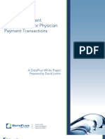 WP069 DM Requirements for Physician Payment Transactions