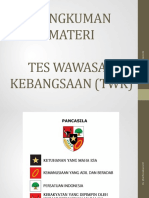 329403394 Ppt Bahan Materi Tes Wawasan Kebangsaan Twk Revisi II