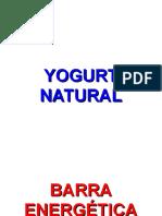 Yogurt Natural