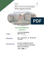 Flujo Interno II - 2008I
