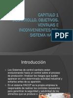 HACCP Resumen Del Capitulo 1