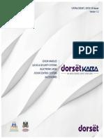 Catalogue Dorset Hinges and Locks 2015 2016
