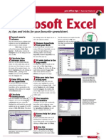 300 Excel Tips