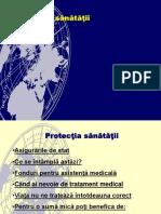 protectia sanatatii
