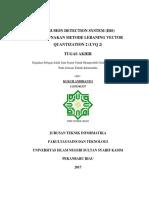 Intrusion Detection System (IDS) Menggunakan Metode LVQ
