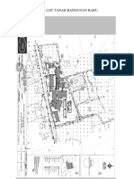 Plan Lot Tanah Bangunan Baru