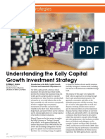 Kelly Criterion Strategy Short