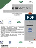 Sec B_Group5_Tata JLR Deal