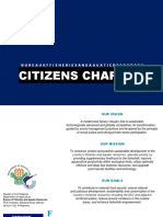 BFAR Citizens Charter