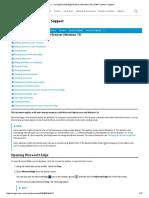 HP PCs - Using Microsoft Edge Browser (Windows10) _ HP® Customer Support