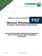 Documentation Noise Protection