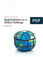 Deglobalization of Globalization
