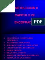 Construccion II-cap Vii- Encofrados(r)