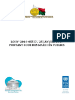 Code Marché Public Madagascar 2017