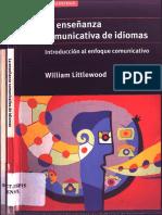 La Ense 241 Anza Comunicativa de Idiomas