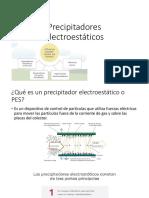 Precipitadores-electroestáticos