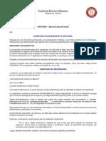 Curso - Ilvem - Oratoria - Ejercicio Para El Locutor Ilvem