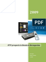 IT and IPtv Prospects in Bosnia