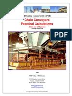 Conveyor Calculations