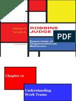 Organizational behaviour Robbins Eob13e Ppt10