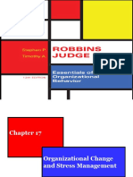 Organizational behaviour Robbins Eob13e Ppt17