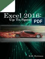 Excel 2016 - R.M. Hyttinen