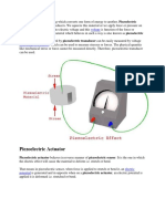 Piezoelectric
