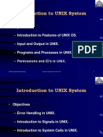 1intro to UNIX