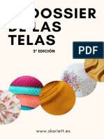Dossier de Las Telas 3ª Edición SK