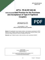 APTA-PR-M-RP-003-98