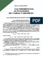 Análisis matemático Kudriavtsev capítulo 2 tomó 1