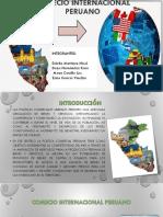 Comecio Internacional Peruano
