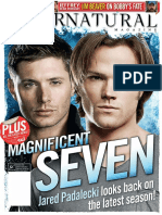 Supernatural Magazine May - June 2012