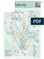 Singapore Mrt Map 2011