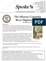 July 2005 Outspoke'n Newsletter, Cyclists of Greater Seattle