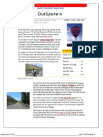 April 2006 Outspoke'n Newsletter, Cyclists of Greater Seattle