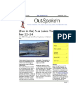 September 2006 Outspoke'n Newsletter, Cyclists of Greater Seattle