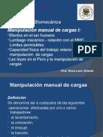 Clase Manipulacion Manual de Cargas Ergo y SO