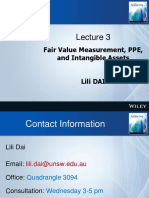03. Fair Value and PPE and Intangibles
