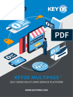 BuyDRM KeyOS MultiPass Service Product Sheet
