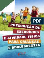 CREF4SP Livro Exercicios Crianças e Adolescentes Zip