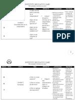 Plan Anual 6 Primaria