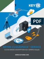 BuyDRM KeyOS CloudPack Product Sheet