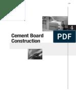 Cgc Construction Handbook Ch04 Cement Board Construction Can En